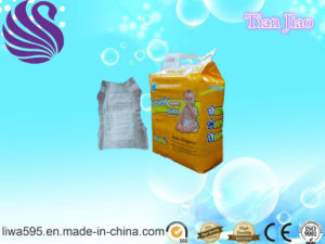 Soft Breathable and High Quality Disposable Baby Diaper pictures & photos