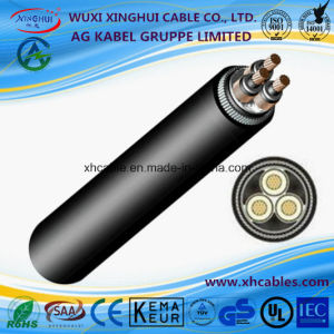 12.7/22kV COPPER XLPE 3C SWA HEAVY DUTY HIGH QUALITY ELECTRIC CABLE