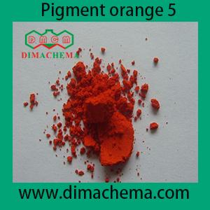 Pigment Orange 5 pictures & photos