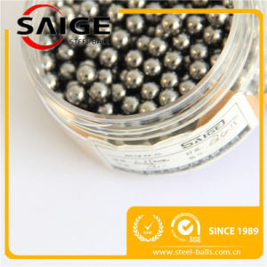 Low Price Corrosion Resistance Bulk 4.763mm Ss304 Steel Ball Ammo pictures & photos