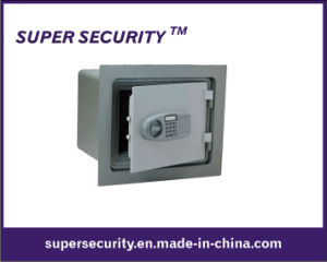 Solid Steel Fireproof Wall Safe (SMQ17) pictures & photos