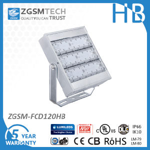 120W LED Flood Light with UL Dlc SAA Ce for All Markets pictures & photos