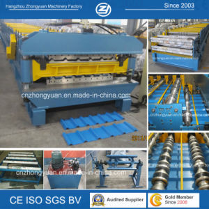 Customized Double Layer Rolling Machine pictures & photos