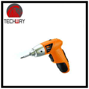 Cordless Screwdriver with 14PCS Color Box Packing pictures & photos