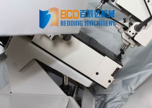 Tape Edge Closing Machine (BWB-6) pictures & photos
