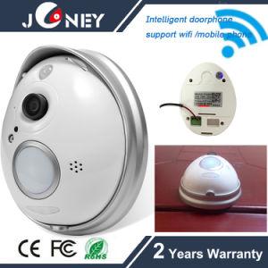 720p APP Remote Control Door Open Door Bell Camera Wireless WiFi CCTV Doorbell Camera pictures & photos
