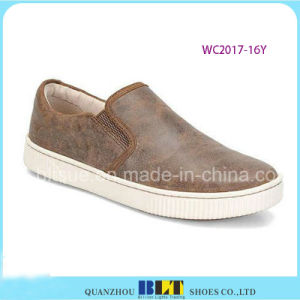 Fashion Leather Top Business Style Shoes pictures & photos