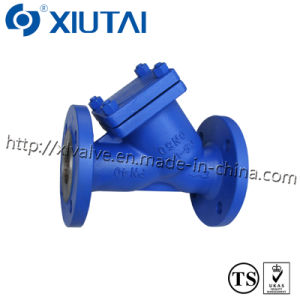 Y-Strainer with Flange Ends pictures & photos