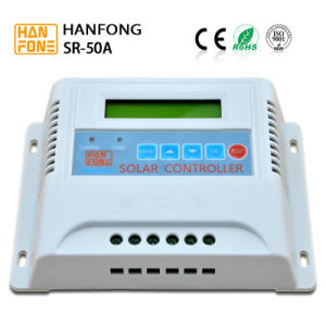 Solar Energy 48V 50A Solar Charge Controller for Solar Panel System Used in Home (SRAB50) pictures & photos