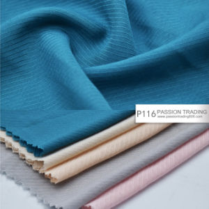 100% Cotton Fabric in Bulk, Cotton Shirting Fabric, P116