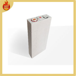 3.2V Nominal Voltage 60ah LiFePO4 Lithium Ion Battery Cell pictures & photos