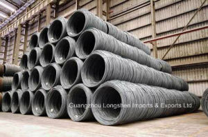 Low Carbon Alloy Steel Wire Rod