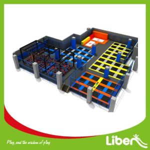 Supplier of Indoor Trampoline Center with Dodgeball Area pictures & photos