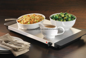 Large 2-Station Buffet Server and Warming Tray pictures & photos