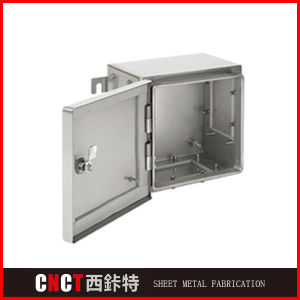 China OEM Custom Made Sheet Metal Enclosure Box pictures & photos