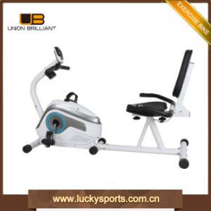 Indoor Fitness Equipment Trainer Magnetic Recumbent Bike pictures & photos