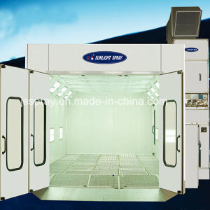 Profession Manufacture Spraying Booth with CE pictures & photos