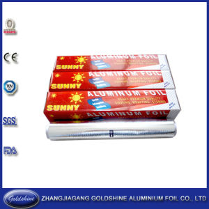 Food Cooking Aluminum Foil Roll Household Food Package Foil pictures & photos