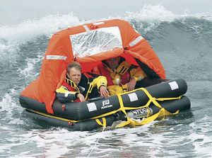 Solas Rigid Inflatable Boat/Life Raft/ Marine Lifesaving Equipment pictures & photos