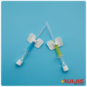 IV Catheter/Cannula Without Injection Port pictures & photos