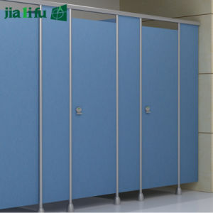 Jialifu Compact HPL Toilet Partition Washroom Manufacturer pictures & photos