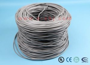 CAT6 FTP Outdoor Shielded Cable pictures & photos