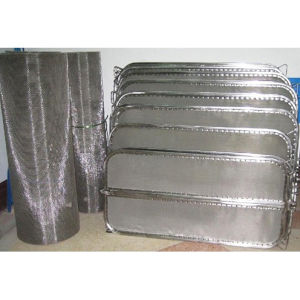 Oil Filter Leaves for All Kinds of Oil Filtering pictures & photos