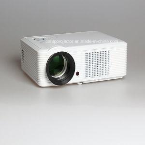 2000 Lumens USB/HDMI/AV Input Projector