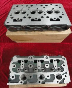 Japanese Tractor Parts Cylinder Head B6000 (38012) pictures & photos