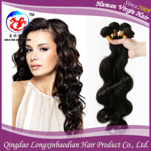 Cheap Body Wave Human Hair 100% Brazilian Virgin Remy Hair (HBWB-A096)