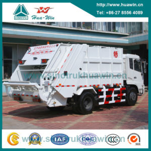 Sinotruk HOWO 4X2 Compression Refuse Collector Truck pictures & photos