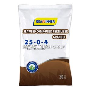 Seaweed NPK Compound Fertilizer pictures & photos