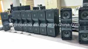 """Hot-Sale Vt4888 Powerful Double 12"""" Three-Way Line Array System, Professional Loudspeaker pictures & photos"""