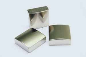 42sh Permanent Arc NdFeB Neodymium Magnet for Motor pictures & photos
