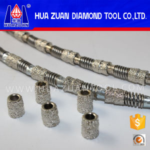 Vacuum Brazed Diamond Wire Saw on Sale pictures & photos