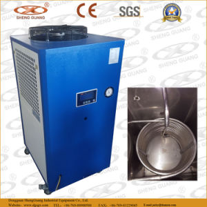 Industrial Air Cooled Water Chiller Use Stainless Steel Pipe pictures & photos