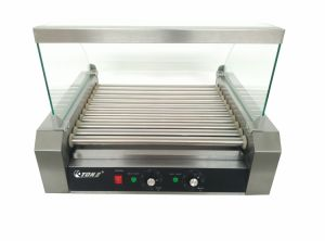 Hot Dog Maker with Two Motors and Cover pictures & photos
