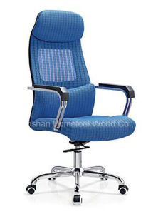 Modern High Back Fabric Mesh Office Manager Chair (HF-M26) pictures & photos