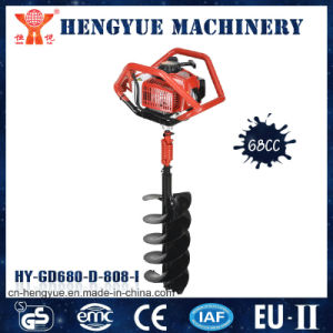 Portable Earth Auger for Hot Sales with Nice Appearance pictures & photos