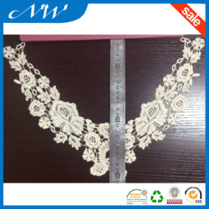Factory Price Good Quality Milk Silk Lace Collar pictures & photos