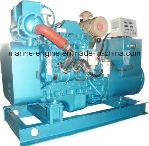 225kVA/180kw Cummins Marine Generator with Nt855-Dm Engine pictures & photos