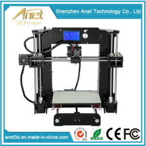 2016 Anet Hot New Upgraded Professional Desktop Fdm 3D Printer DIY pictures & photos