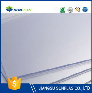 Transparent 2mm PVC Plastic Sheets Door Panels pictures & photos