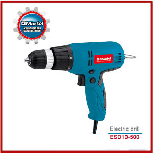 10mm Electric Drill with Torque Selection Function, High Quality