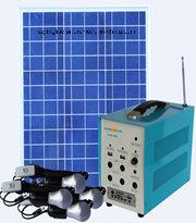 Small Solar Home Lighting Kit 40W Solar Panel Szyl-Slk-6040 pictures & photos