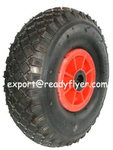 Rubber Wheel for Hand Truck pictures & photos