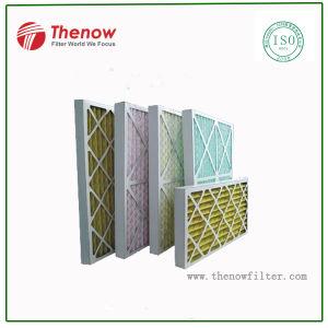 Panel Filter, Cardboard Frame G4 Filtration pictures & photos