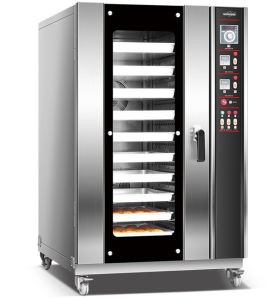 Big Capacity Hot Sale Electric Baking Oven (8D) pictures & photos