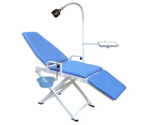 Easy Operation Foldable Dental Chair pictures & photos