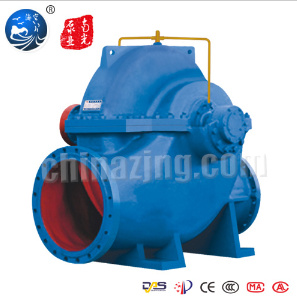 Sow Volute Type Horizontally Split Double Suction Centrifugal Water Pump